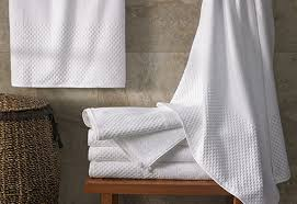 Mascioni Bed Linen - towels hilton to home hotel collection