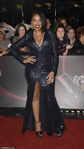 jennifer hudson commands attention at the voice uk launch daily