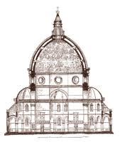 chi ha progettato la cupola di san pietro 3 sec xiv