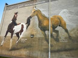 wild horses here is a bio of the artist susan sommer luarca