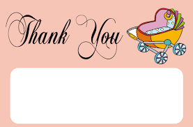 thank you message baby shower u2014 liviroom decors tips in making a