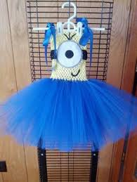 Minion Tutu Dress Etsy Frozen Tutu Dress Frozen Party Dress Elsa Dreambygirlboutique