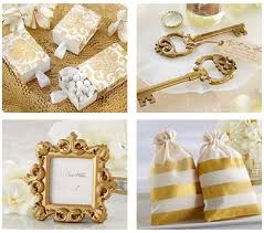 50th anniversary favors gold wedding favors 50th anniversary favor ideas