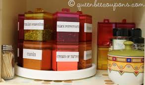 Spice Cabinet Organization I Tackle The Spice Cabinet And Survive