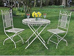 Garden Bistro Table Table And Chairs For Enjoying The Fruits Of Your Labours
