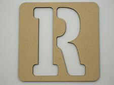 wooden letter shaped personalised home décor plaques u0026 signs ebay