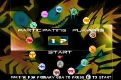 power rangers wild force screenshot 7 game boy advance