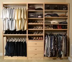 wood closet organizer kits decoration ideas 5048