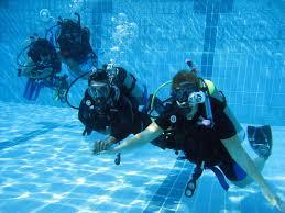 curso padi open water diver en cenáutica madrid