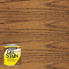 how to use minwax gel stain on kitchen cabinets minwax gel stain aged oak half pint