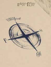 compass quotes family compass design tattoos and