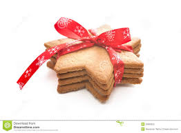 christmas shortbread cookies stock photography image 28090202