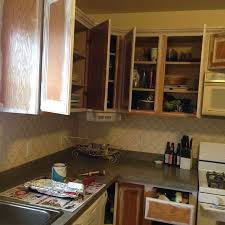 paint your kitchen cabinets easily hometalk