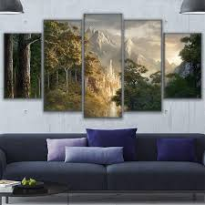 online get cheap lord of the rings framed art aliexpress com