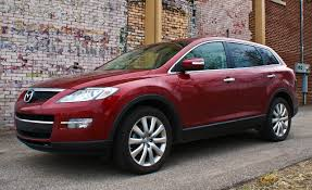 mazda car and driver 2008 mazda cx 9 awd road test u2013 review u2013 car and driver