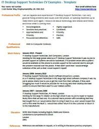 desktop support resume support technician resume support technician resume it support