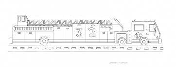 jilllorraine u2013 fire truck
