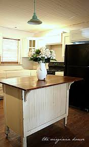 make kitchen island cabinet how to turn an dresser into a kitchen island dresser