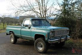 Classic Chevrolet 4x4 Trucks - gmc k25 royal sierra 3 4 ton 4x4 truck like chevy bonanza