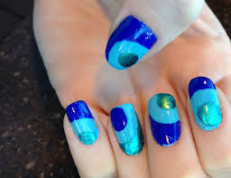 nails this week blue mod nails for nickels