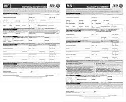 new business client information template form design headerfooter design