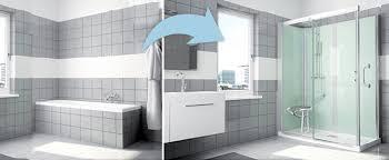 trasformare una doccia in vasca da bagno come trasformare la vasca in una doccia per anziani e disabili