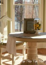 Redo Kitchen Table by 96 Best Fm Tables Images On Pinterest Home Painted Furniture