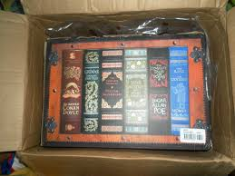 Noble And Barnes Books In My Mail Barnes And Noble Leatherbound Collection Life Is So