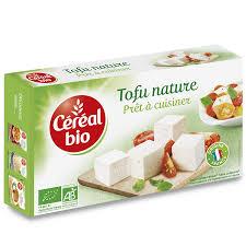 cuisiner le tofu nature tofu nature prêt à cuisiner céréal