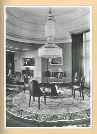 authentic art deco interiors