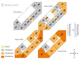Buy Floor Plans miami real estate buy at brickell house condo floor plans loversiq