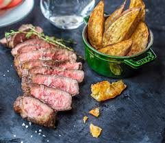 Healthy Steak Dinner Ideas How To Cook Steak And Yam Fries U2014a Friday Night Dinner Idea