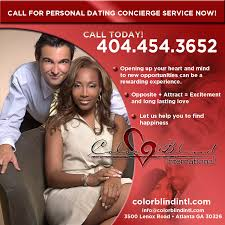 Blind Dating Service Highly Sought After Founder Of Multicultural Dating Agency Joins