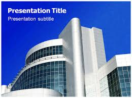 corporate building powerpoint template ppt template of corporate