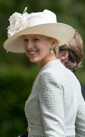 lady gabriella windsor r attends the wedding of pippa middleton