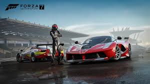 cobra motorsport vauxhall forza motorsport 7 launch trailer reveals virtual driving paradise