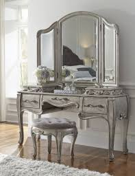 Large Bedroom Vanity Bedroom Vanity For Bedroom Redo Set With Mirror And Stool Lights