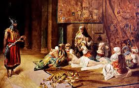 Ottoman Harem Jason Goodwin The Of In A Harem And Modern Day