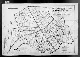 Camden County Maps 1940 Census Enumeration District Maps New Jersey Camden County