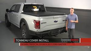 Dodge Dakota Truck Bed Cover - 92420 extang trifecta 2 0 tonneau cover