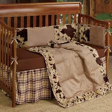 Paisley Crib Bedding by Western Paisley Crib Bedding Set Cabin Place