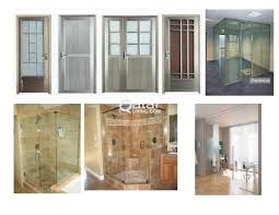 Frameless Glass Kitchen Cabinet Doors Aluminium Window Door Frameless Glass Door Kitchen Cabinet
