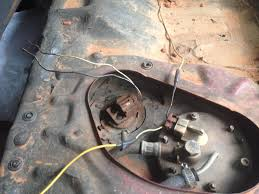 fuel gauge wiring with pics honda tech honda forum discussion