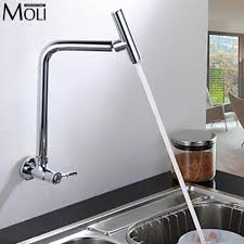 kitchen wall faucet creative wall faucet kitchen popular home design contemporary and