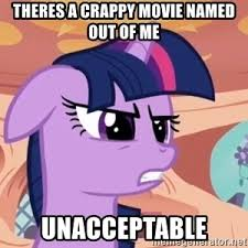 my little pony meme generator