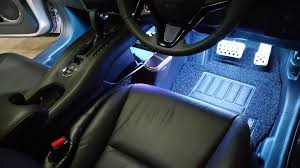 Honda Vezel Interior Pics Honda Vezel U2013 Interior Lighting Car Workshop