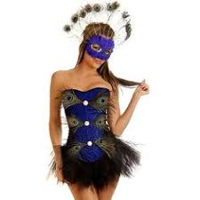 Peacock Halloween Costumes Peacock Kit Costume Clothing Lingerie Swimwear