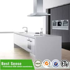 Waterproof Kitchen Cabinets by China Top Quality E1 Grade Waterproof Mdf Lacquer German Kitchen