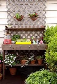 Summer Garden Bar - a
