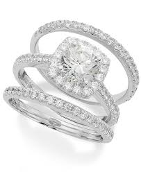 what are bridal set rings best 25 halo rings ideas on halo engagement rings